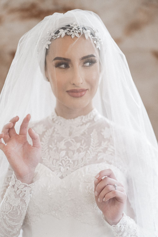 Islamic Wedding Reception Inspiration   Rock My Wedding