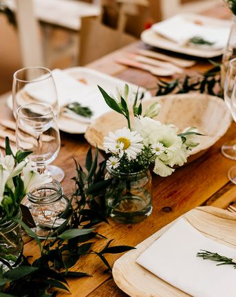 How To Have A Low Waste Wedding