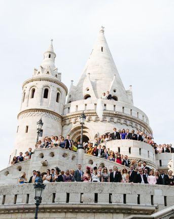 Hungary Wedding