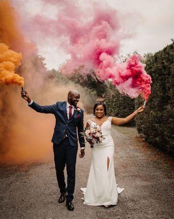 15 Person wedding