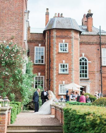 Stately Home Wedding Venue Iscoyd Park