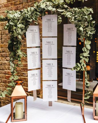 Table Plan   Kirsty Mackenzie Photography