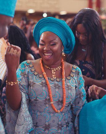 West African Wedding
