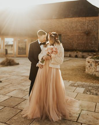 Kate & James' Elopement at Brickhouse Vineyard by Paige Grace Photography