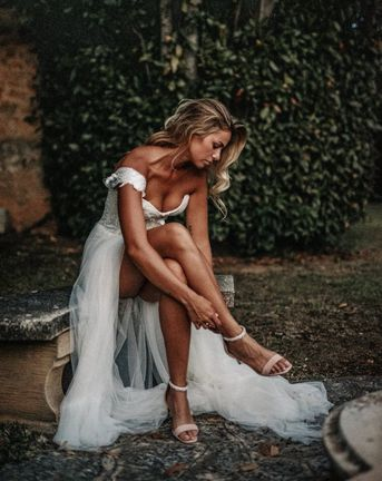 Wedding Shoes by Tipos