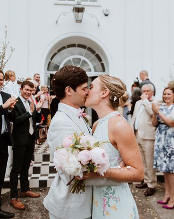 Belair House Wedding