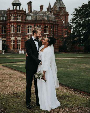 C5 Cover the elvetham wedding