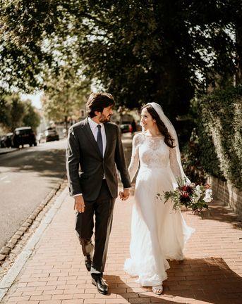 Small London Wedding