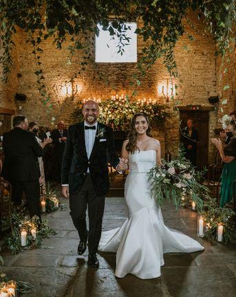 Natural Wedding Flowers 1