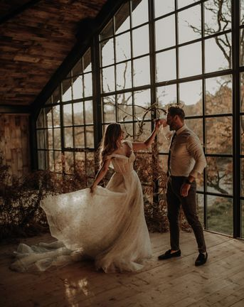 Hidden River Cabins Wedding 2