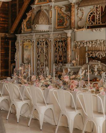 Pastel Wedding Theme