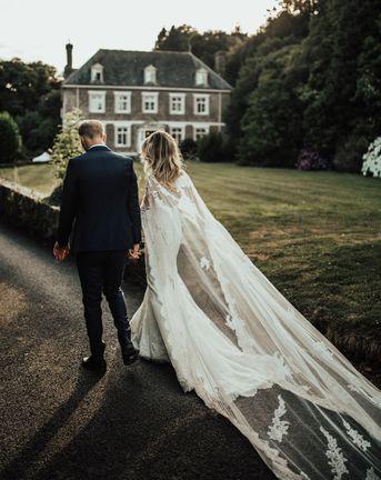 C5 Bridal Capes