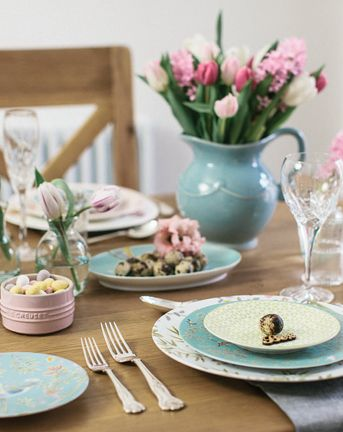 Styling Your Easter Table {With The Wedding Shop}
