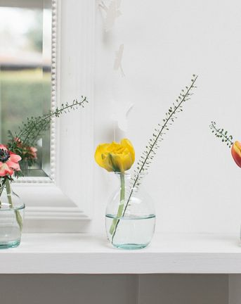 Displaying Florals At Home With The Wedding Shop
