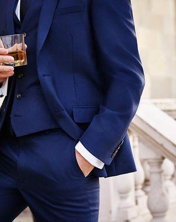 Choosing Your Wedding Suit