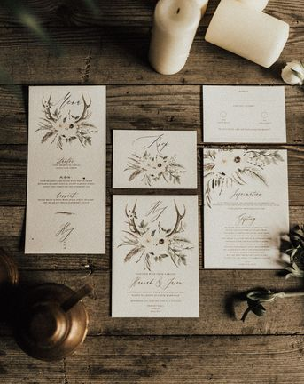 How Much Does Wedding Stationery Cost?