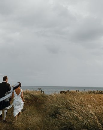 Scottish Wedding With Humanist Ceremony At The Cow Shed
