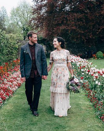 DIY Village Hall Wedding Budget Under £5K