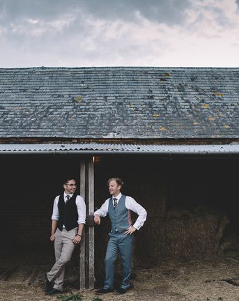 Relaxed & Fun DIY Wedding At Warborne Farm