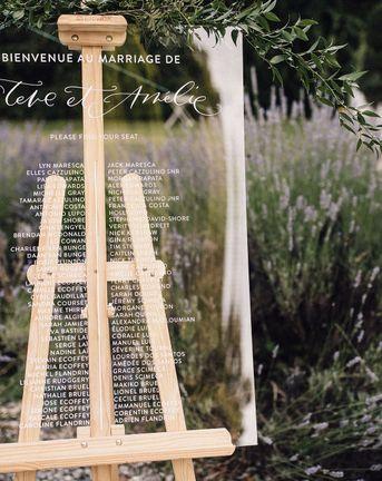 Acrylic Wedding Inspiration Perspex Wedding Table Plan | Wedding Ideas | Wedding Planning | Helaina Storey | Samuel Docker Photography