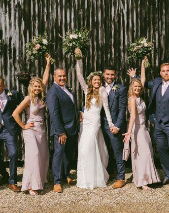 sweetie table wedding