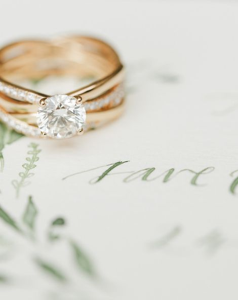 A Greenery Filled Wedding In Association With De Beers