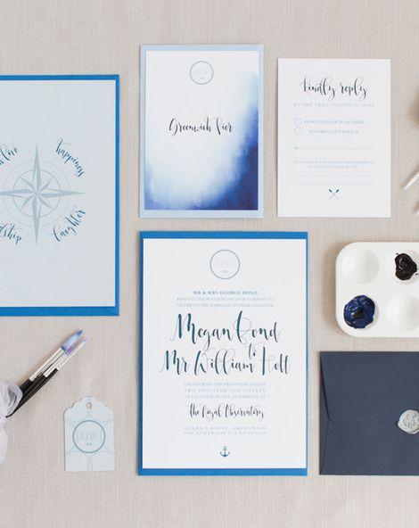 Luxury Wedding Stationery From Lynda Loves