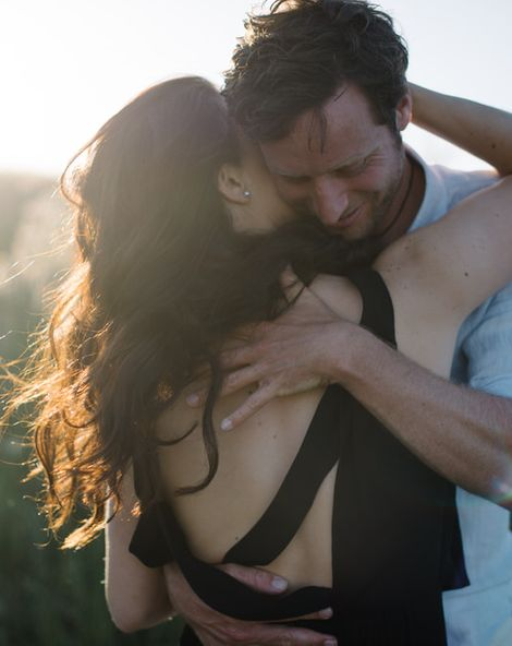 Couples Portraits {From Cynic To Believer}