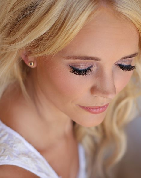 Wedding Day Make Up {Insider Tips From The List}