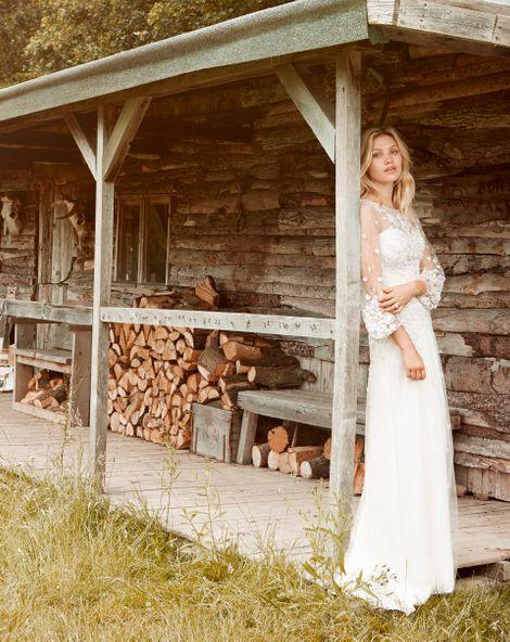 Jenny Packham 2017 Bridal Campaign
