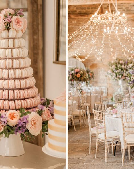 Perfect Blush Colour Themes For Your Wedding Day