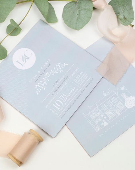 Designing Your Wedding Stationery {Paperknots}