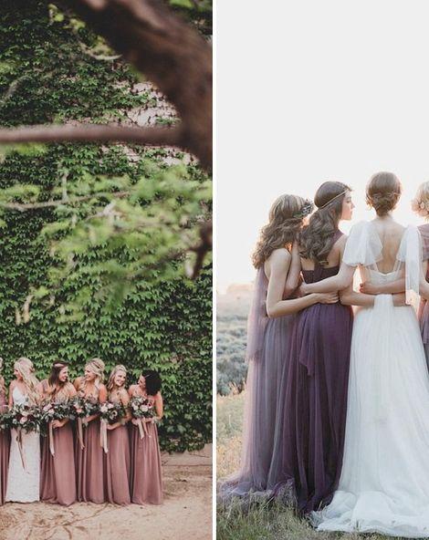 RMW Real Bride {Vicky & Oli: Bridesmaids}