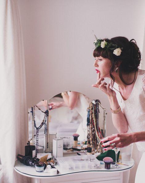 RMW Real Bride Diary {Emma & Dean: Bridal Beauty}