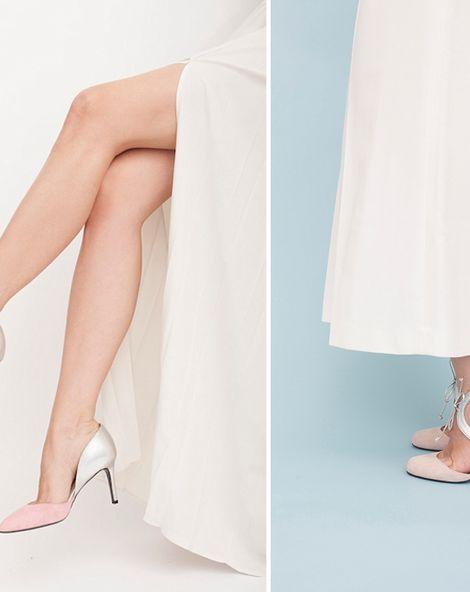 Bespoke Wedding Shoes With Style {Faber Novella}