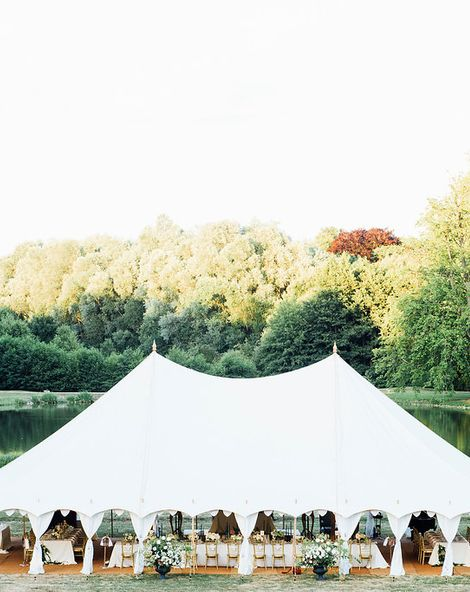 Wedding Tents - What Are The Different Types?
