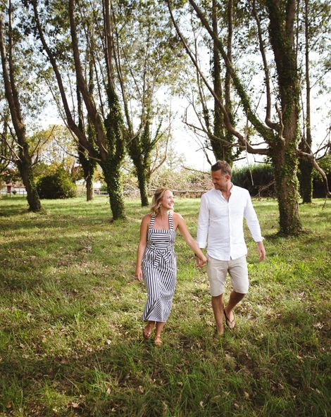 Planning A Wedding In France {Lou & Olivier}