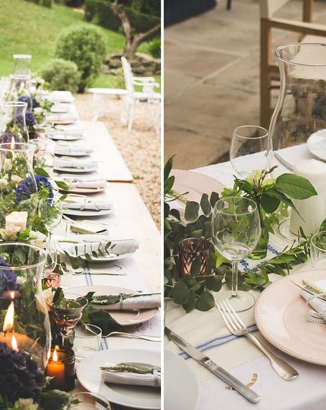 Planning A Wedding In France {Lou & Olivier's Engagement Party}