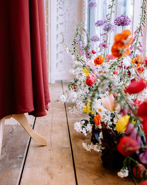 Peek Inside The Ghost Orchid Bride Boutique
