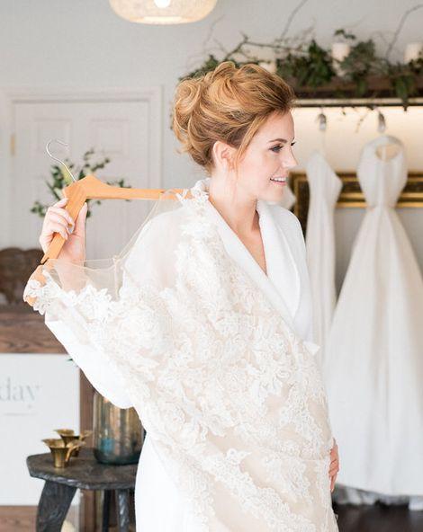 Peek Inside Frances Day Bridal Boutique