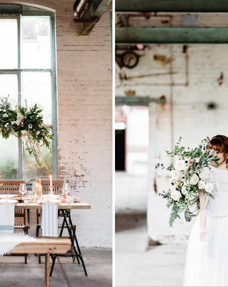 Candlelit Winter Wedding