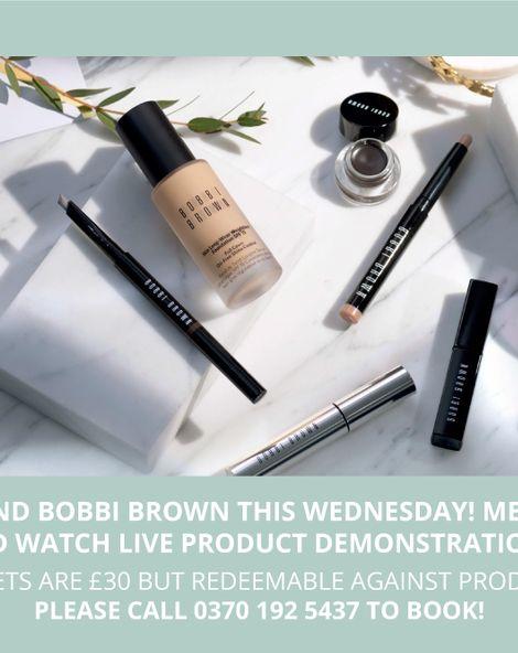 RMW x Bobbi Brown {Join us in London THIS WEEK}