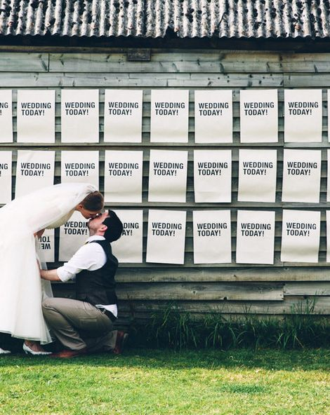 Wedding Traditions {And why it's ok to ignore them}
