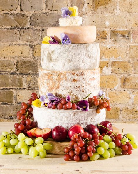 How To Build The Perfect Wedding Cheese Tower