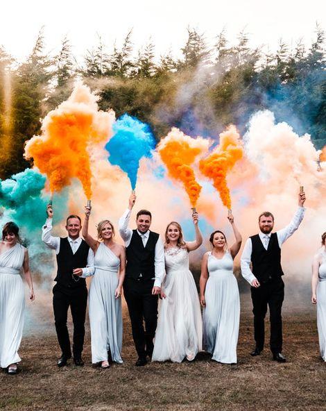 2018's Biggest Wedding Trend Has The Whole Team Divided...
