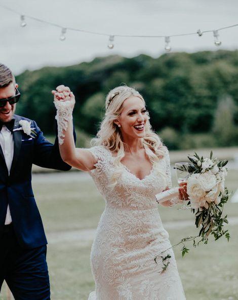 Sperry Tent Wedding At Port Eliot Estate