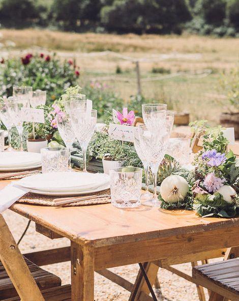 Pastel Peter Rabbit Spring Inspiration at River Cottage