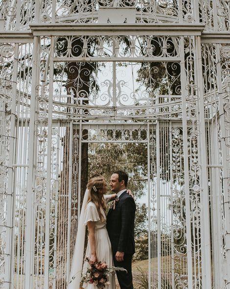 Tinakilly House Wedding