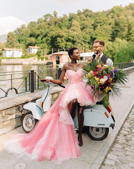 Vibrant Wedding