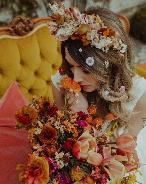 Spring Styled Shoot   Almonry Barn 391